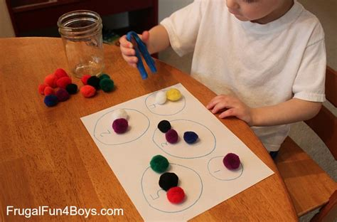 preschool counting activities frugal for boys and 586 | preschool counting 1