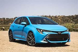 Test Drive  2020 Toyota Corolla Hatchback