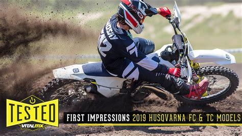 Husqvarna Fc 350 2019 by Impressions 2019 Husqvarna Fc 250 Fc 350 Fc 450