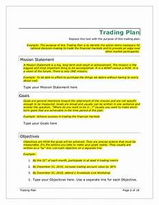 modern stock option plan template image collection With options trading plan template