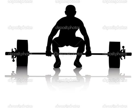 Kleurplaat Crossfit by Svg Olympic Lifts Search Svg Strength Weight