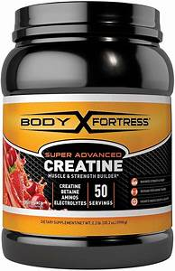 Body Fortress Super Advanced Creatine  Fruit Punch  2 2 Pounds