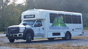 Polk's Foothills Express bus service to be scaled down ...