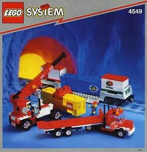 4549 1 Road 39N Rail Hauler Brickset LEGO Set Guide And