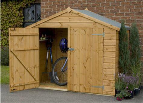 garden bike sheds storage tips for building a bike shed bikehacks