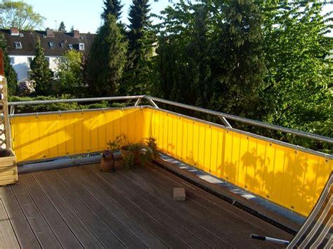 planenwelt windschutz fuer balkon garten zaun