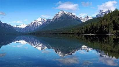 Glacier Park Montana National Amerika Parks 4k
