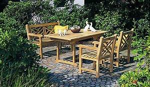 Salon De Jardin En Bois Pas Cher : mod le salon de jardin en bois le moins cher ~ Teatrodelosmanantiales.com Idées de Décoration