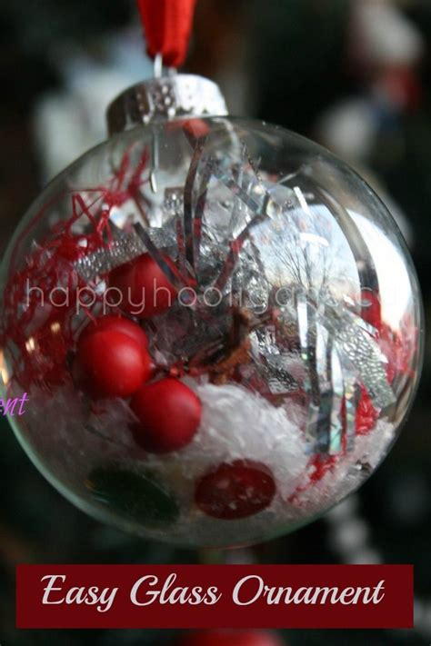 glass christmas ornaments images  pinterest