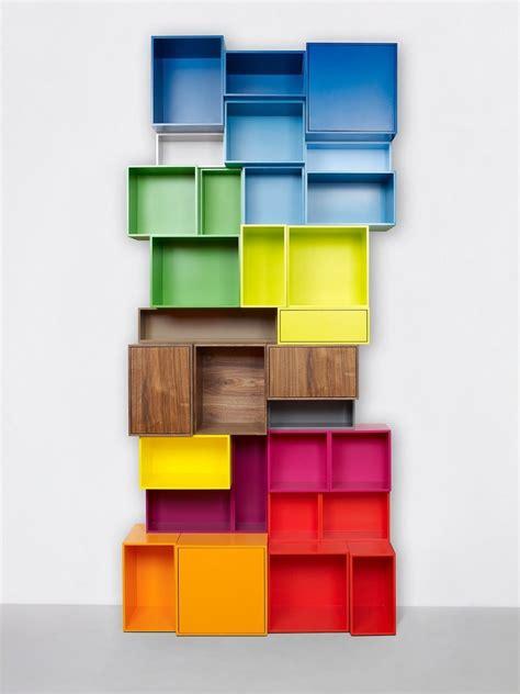 bureau palissandre rangement cube original en plus de 50 idées artistiques