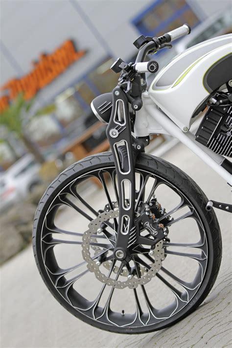 Unbreakable Motorcycle Headlight - Custom Motorcycle Parts ...