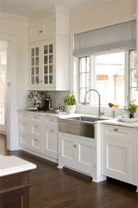 stainless steel apron sink white cabinets stainless steel farmhouse style kitchen sink inspiration