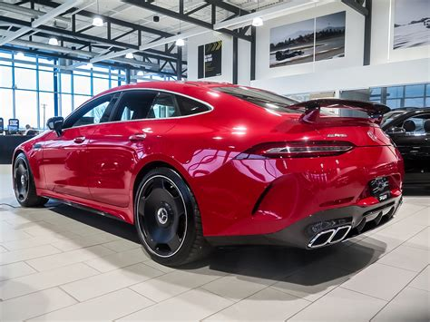 The gt spaceframe tips the scales at just 514 lbs, yet leads its class in torsional and longitudinal rigidity. New 2019 Mercedes-Benz AMG GT 63 S 4MATIC+ 4-Door Coupe in ...