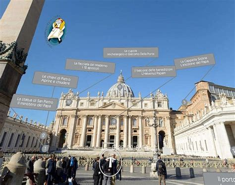 Visita Cupola San Pietro Roma by La Basilica Di San Pietro In Vaticano Guida Per La Visit