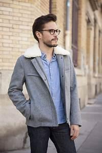 Veste En Laine Homme : ligne bonnegueule iv le blouson en laine jules tournier ~ Carolinahurricanesstore.com Idées de Décoration