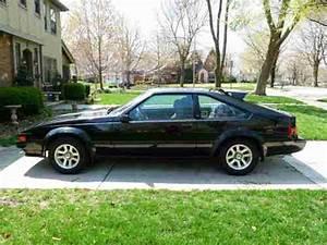 Sell Used 1984 Toyota Celica Supra  Black  Leather  77k