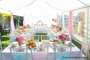 Kara's Party Ideas Floral High Tea Bridal Shower {Party