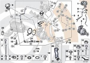 11652411690 - Installation Kit For Turbocharger  Value Line  Engine