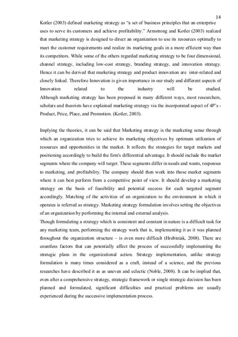 Topics Dissertation Strategy by Dissertation On Marketing Strategy