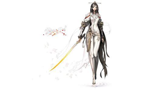 剑灵女性人物图片,高清图片,游戏壁纸-回车桌面