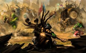 Legion World of Warcraft Art