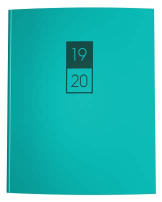 dated academic planner pastel paint abstract squidmore