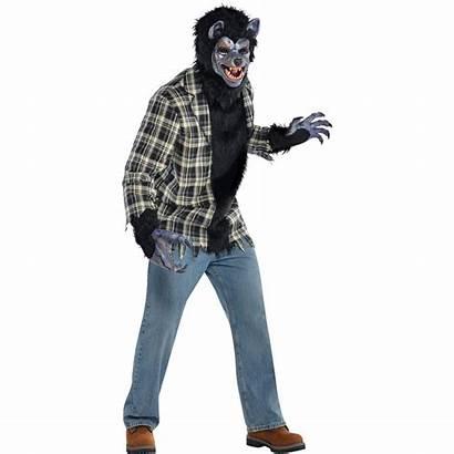 Werewolf Costume Adult Wolf Rabid Halloween Costumes