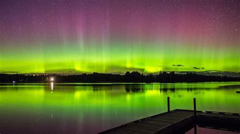 northern lights new hshire borealis lights up new skies 171 cbs boston