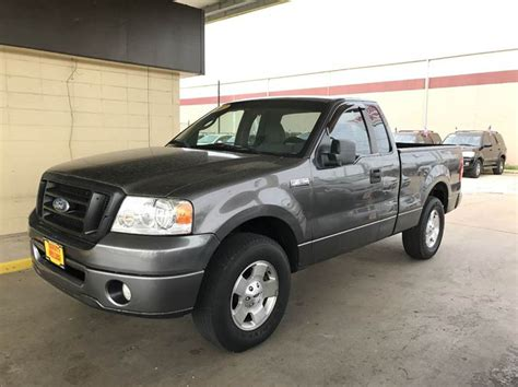 2007 Ford F-150 Stx 2dr Regular Cab Styleside 6.5 Ft. Sb