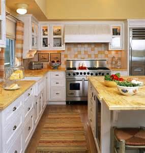yellow kitchen backsplash ideas decorating with yellow myhomeideas