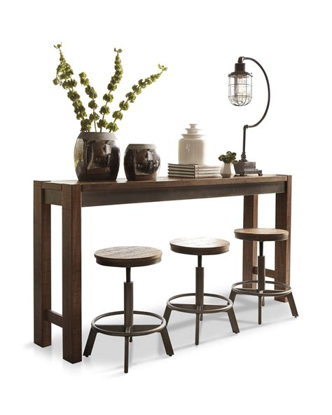 Sofa Table With Bar Stools 1025thepartycom