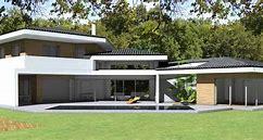 HD wallpapers maison moderne zinc wallpapershwallg3d.ml