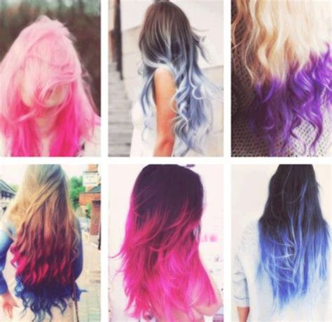 Cool Hair Ideas by 20 Cool Ombre Hair Color Ideas Ombre Hair Color Ombre