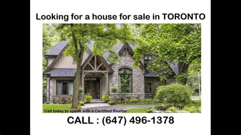 house for sale in toronto ontario buy a house in toronto canada youtube