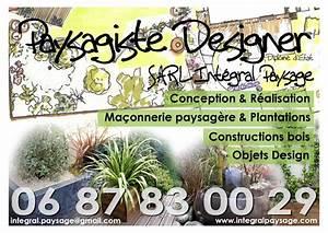integral paysage With photo de jardin de particulier 6 croquis et plan sarl integral paysage florian couillaud