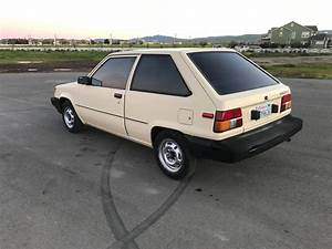 Daily Turismo  Japanese Classic  1984 Toyota Tercel Hatchback