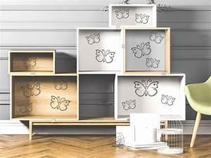 Wandtattoo Kinderzimmer Schmetterlinge : wandtattoos im kinderzimmer wunderbare ideen und tipps f r die dekoration ~ Sanjose-hotels-ca.com Haus und Dekorationen