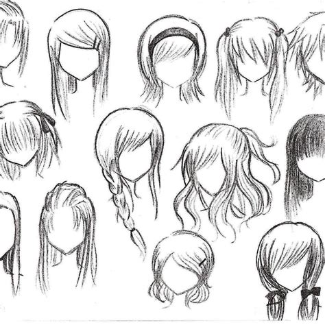 top 25 anime girl hairstyles collection sensod