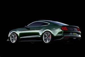 Wild horses: Mustang Bullitt gains 500hp McQueen muscle | Motoring Research