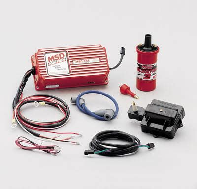 Msd Super Hei Kits Ignition System