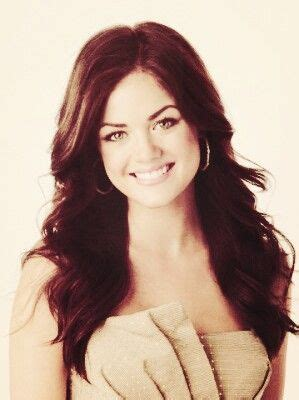 Pin by Alex Brinson on Lucy Hale | Hair beauty, Beauty ...