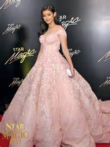 Liza Soberano Star Magic Ball Gown