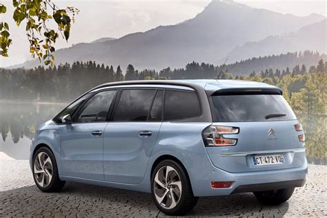 citroen c4 grand picasso photos photogallery with 4 pics carsbase