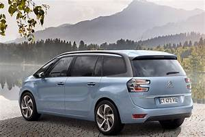 Citroën Picasso : new 2014 citroen grand c4 picasso details and pictures ~ Gottalentnigeria.com Avis de Voitures