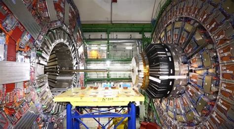 Inside the Large Hadron Collider at CERN   wordlessTech