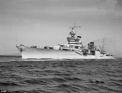 survivors of 1945 sinking of the uss indianapolis describe