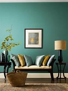 1001 idees creer une deco en bleu et jaune conviviale With tapis jaune avec canapé couleur bleu canard
