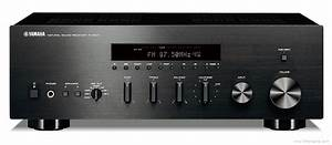 Yamaha R-s500 - Manual - Stereo Receiver