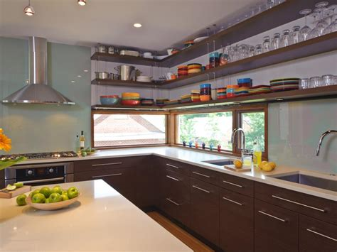 ways to decorate kitchen cabinets 15 easy ways to add color to your kitchen hgtv 8922