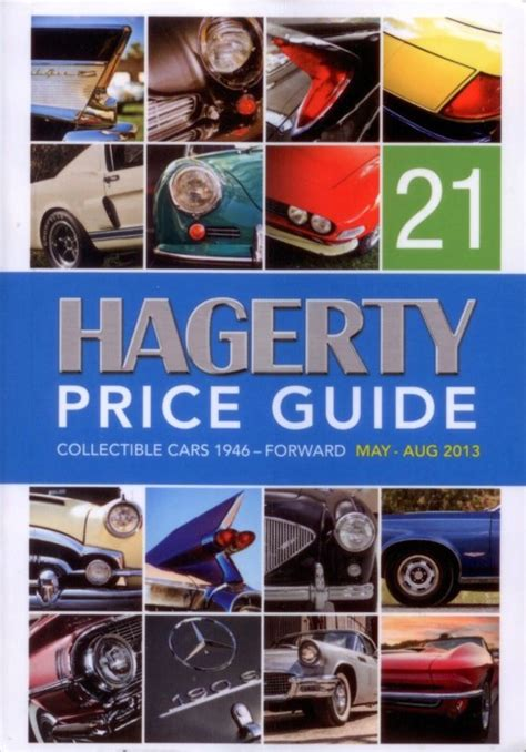 hagerty price guide hagerty car